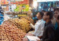 ঢাকার গুলশান-বনানী বাজার এলাকায় ভোক্তা অধিদপ্তরের অভিযান