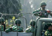 সরকারি-বেসরকারি অফিস ছুটি ঘোষণা, মঙ্গলবার থেকে সেনা মোতায়েন