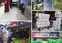 গোপালগঞ্জ জেলায় বাজার তদারকি অভিযানে ৪টি প্রতিষ্ঠানকে জরিমানা